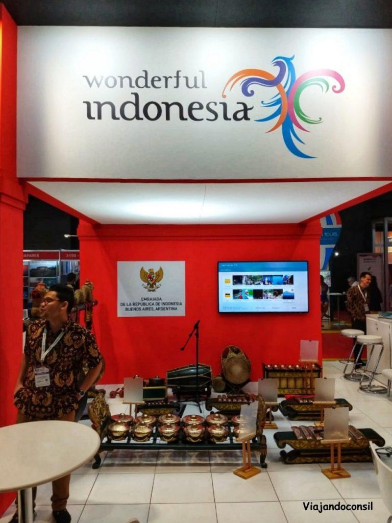Wonderful Indonesia en FIT