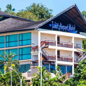 Gentileza Tahiti Airport Motel
