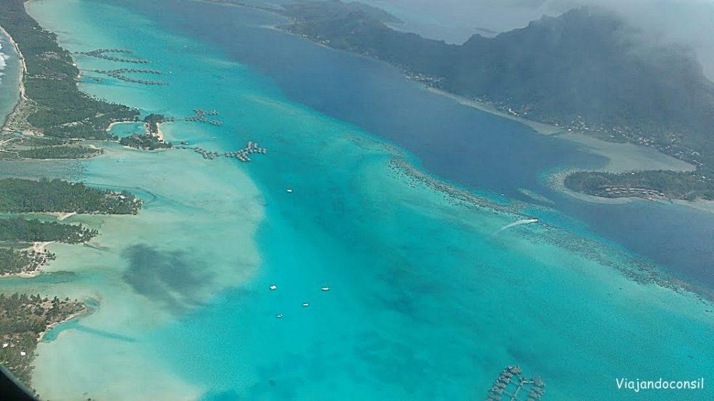 Hoteles de alta gama en Bora Bora
