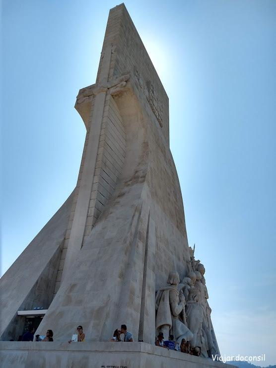 mirador del monumento de los descubrimientos