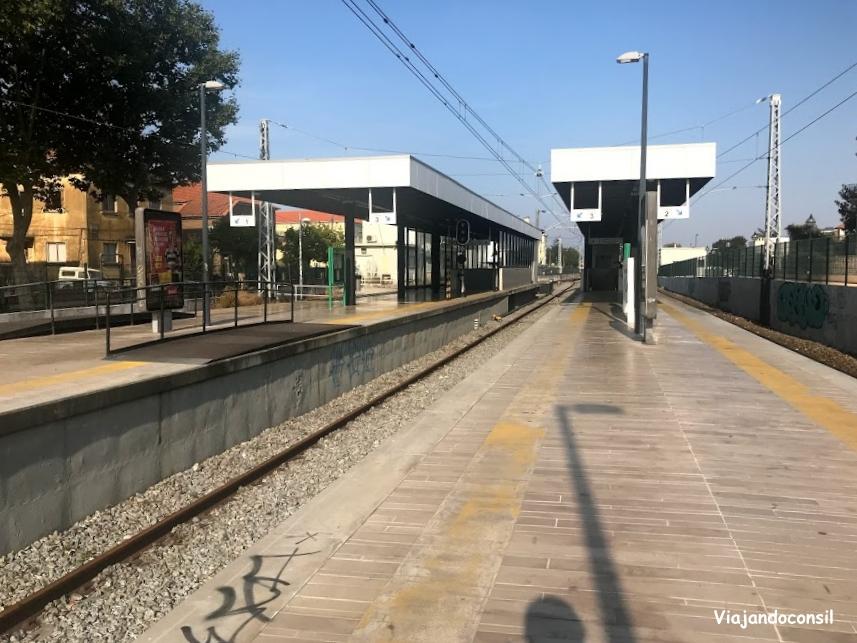 Estación de tren San Pedro de Estoril
