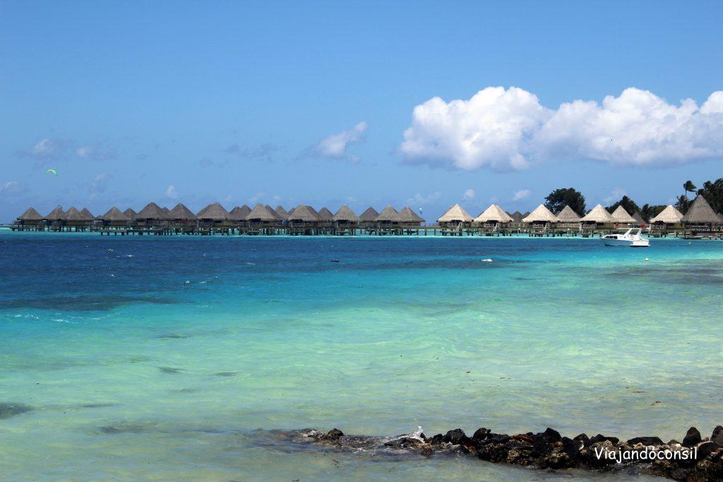 alt alojarse en el Hotel Intercontinental Bora Bora