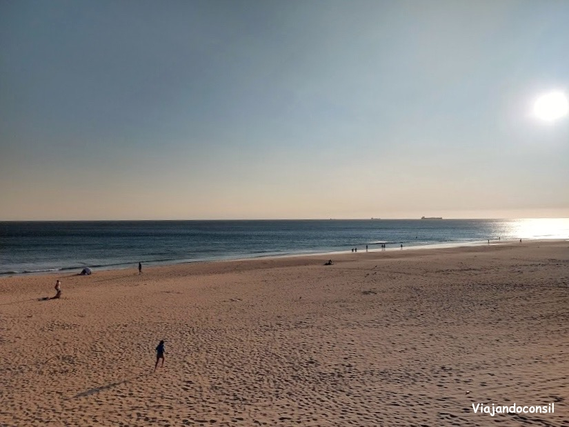 Playa en Estoril