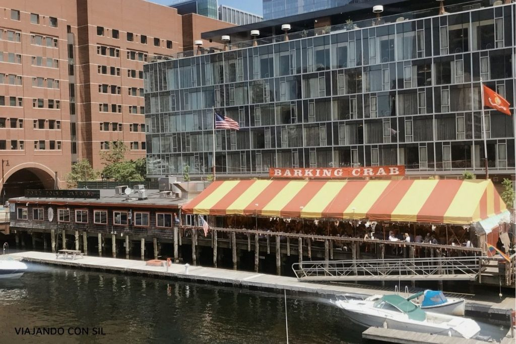 restaurante seaport district