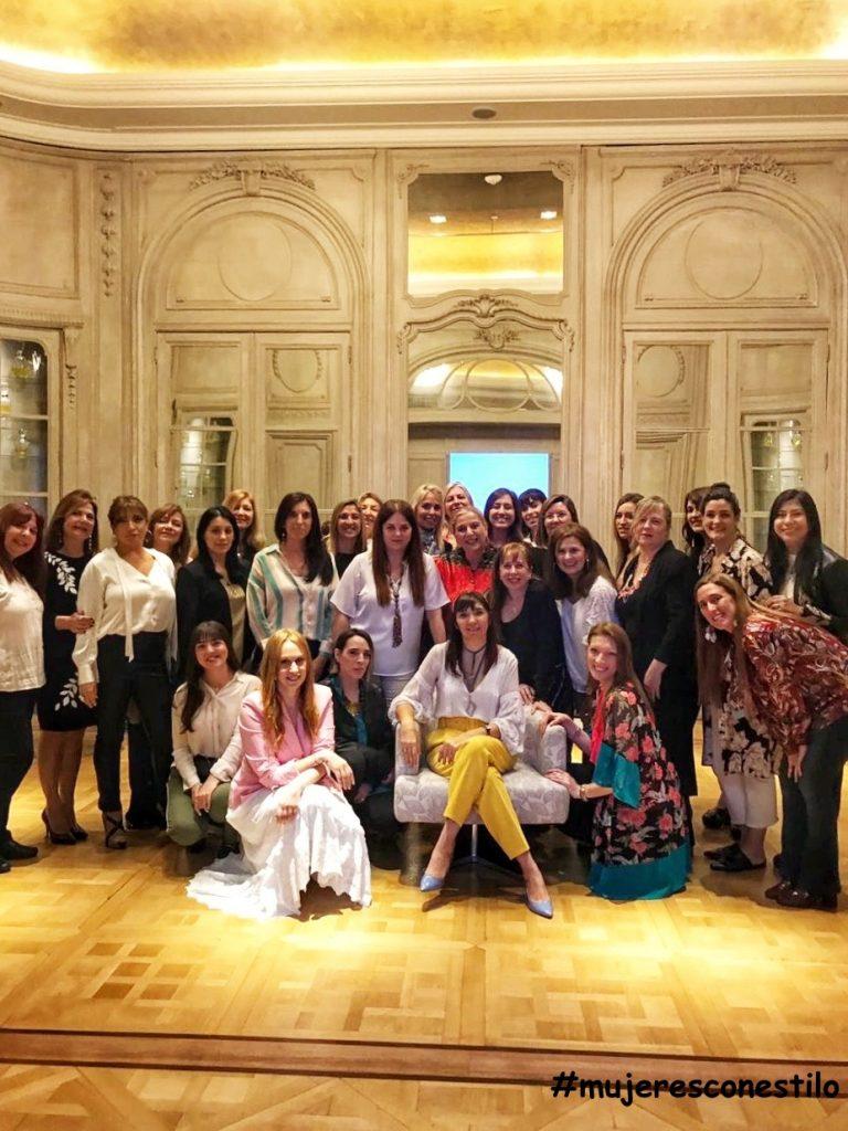 Tercer encuentro de mujeres con estilo