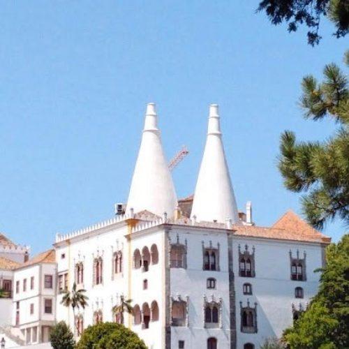 Palacio nacional con sus torres