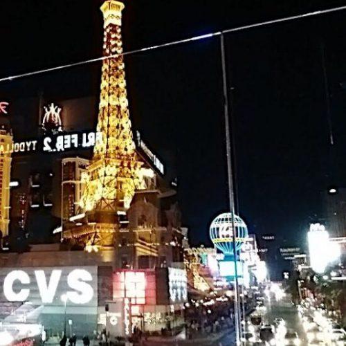Las Vegas nunca duerme
