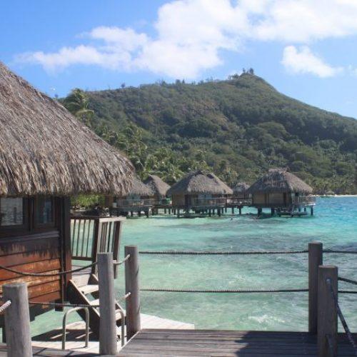 Bungalow oversea Bora Bora