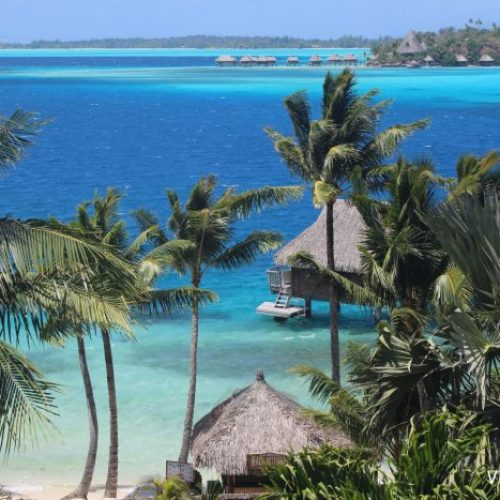 Hoteles en Bora Bora