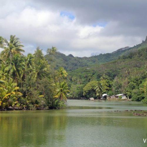 Huahine una isla en su estado más puro