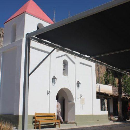 Fachada Iglesia Salteña
