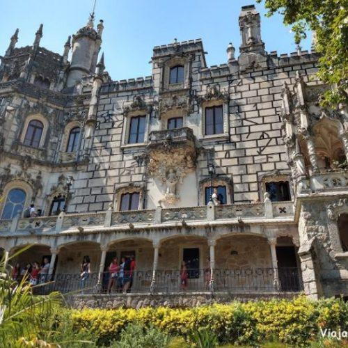 Palacio y jardines de la Quinta da Regaleira