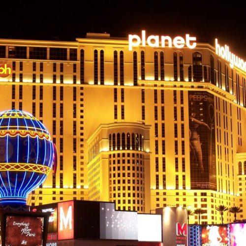 hotel planet hollywood