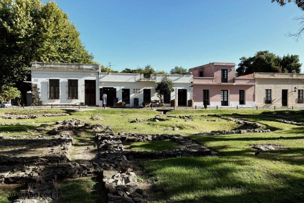 Ruinas de la casa del gobernador