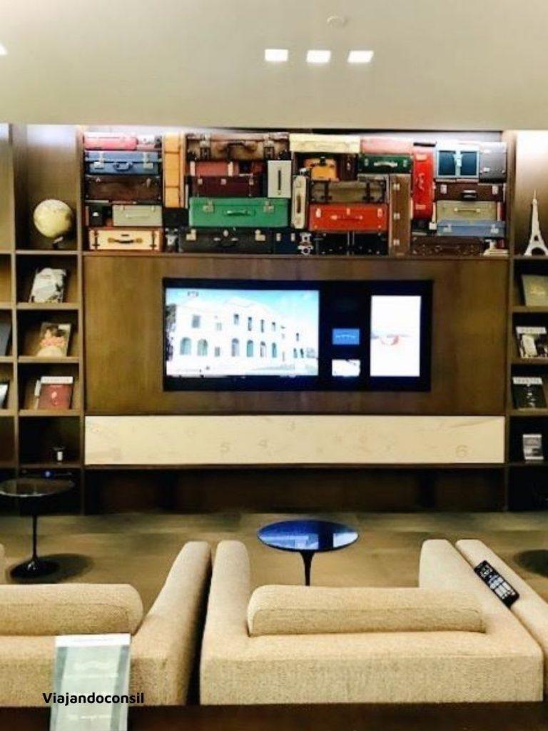 salon de television vip