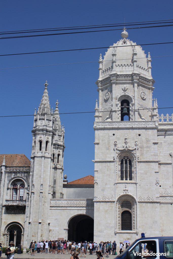 Alt Monasterio en Belem
